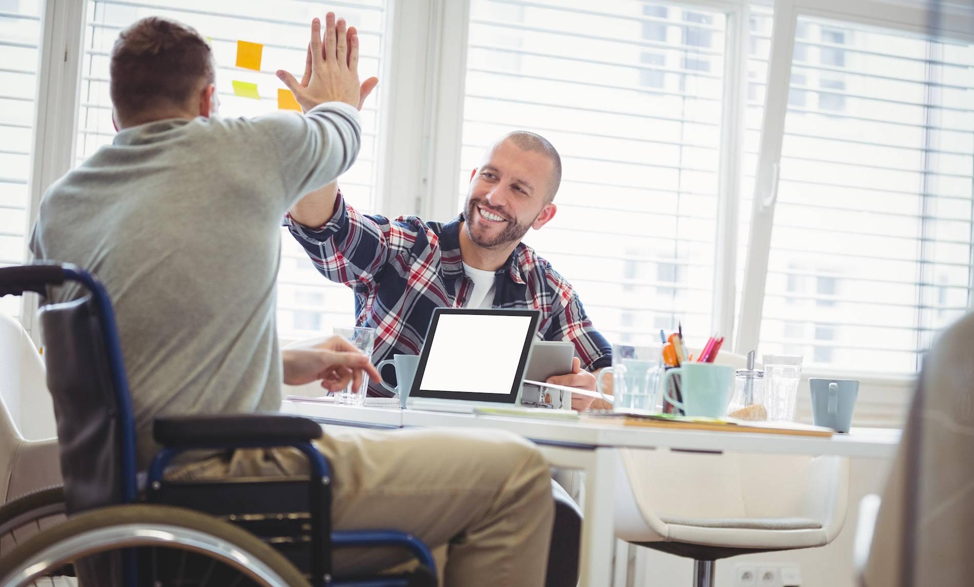 Gestion du handicap / Agefiph - GAC GROUP