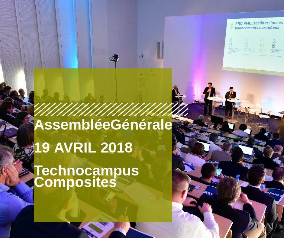 Assemblée Générale EMC2 2018