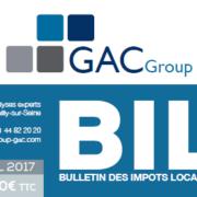 Bulletin des Impôts Locaux des Entreprises (BILE) n°42 - GAC GROUP