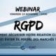 Webinar RGPD