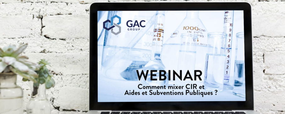 Webinar CIR Aides et Subventions
