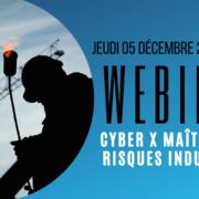 Webinar Cybersecurite Risques industriels